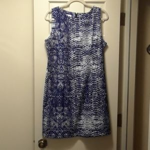 Dress  sz 16  like new